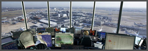 become an air traffic controller