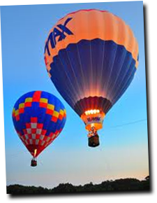 Good jobs - Become a hot air balloon pilot