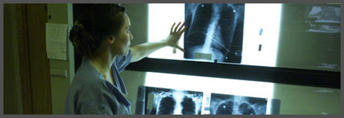 become a radiographer